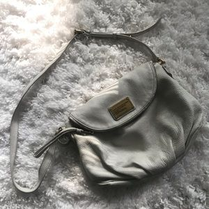 Marc Jacobs Cream Crossbody Bag